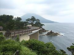 せびら自然公園付近から開聞岳.jpg