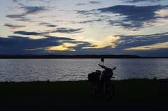 クッチャロ湖日没1.jpg