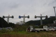 三陸自動車道橋梁工事中真ん中になんかいませんか〜?.jpg