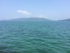 伊上海浜公園オートキャンプ場から向津具(むかつく)半島.jpg