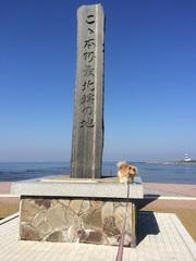 大間岬カール残るは最東端のみ.jpg