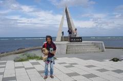 宗谷岬にてカールラヴィ.jpg