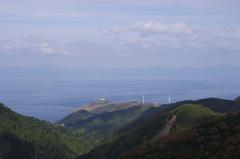 展望台から竜飛崎北海道近い.jpg