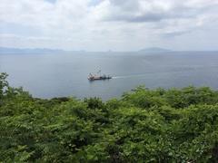 愛南町武者泊 高床鼻から東方向 野地島.jpg