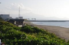 柏崎刈羽原子力発電所辺野古のビーチみたい.jpg