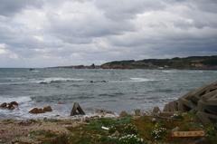 深浦港の北側から1北方向.jpg