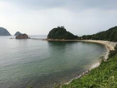 田部トンネル旧道の海岸.jpg