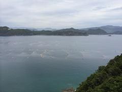 由良半島南側から東方向塩子島.jpg