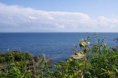 白神神社から津軽半島.jpg