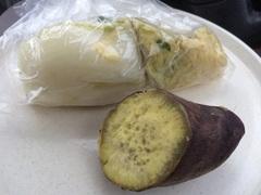 白菜の浅漬け100円サツマイモ.jpg