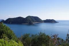 紀伊長島三浦の高台から鈴島.jpg