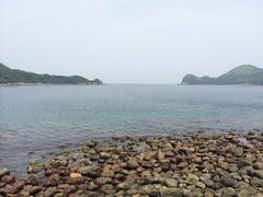 細島港の外東方向の日向灘.jpg