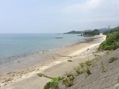 薩摩川内市西方町の海岸北方向西方方面.jpg