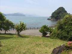 道の駅 すくも足摺岬方向.jpg