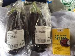道の駅 みねはま 米ナス160円.jpg