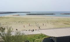 道の駅 やすビーチバレー.jpg