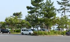 道の駅 ビオスおおがた駐車場.jpg