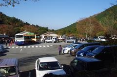 道の駅 天城越え駐車場いっぱい.jpg