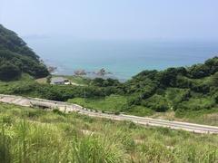 道の駅 萩・さんさん三見から.jpg