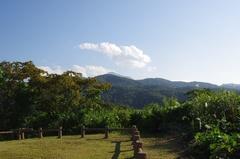 風車の所から米山の奥は妙高山.jpg